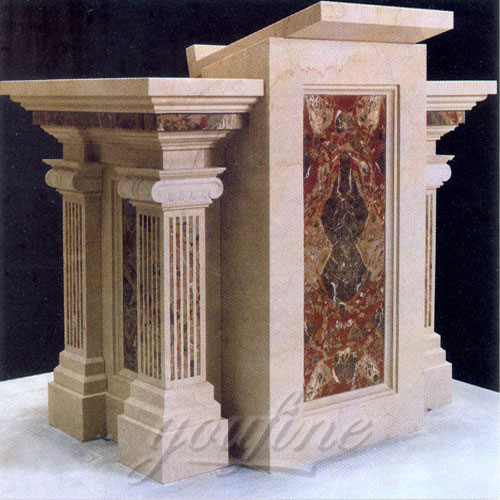 2017 Direct Factory Marble Pulpit Large Variety In Stock Now