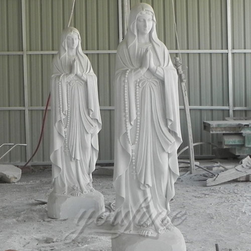 Blessed Cathedral Virgin Mary Mother Large Garden Statue for Sale
