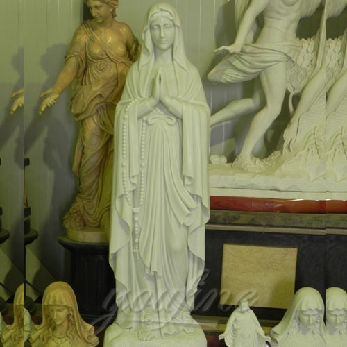 Hot Selling Blessed Virgin Mary Statues Lady of Grace Religious Statue for Sale