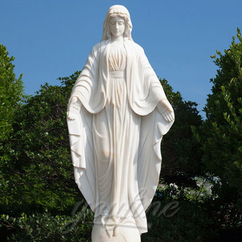 Hot Selling Brand New Virgin Mary Garden Statues for Wholesales
