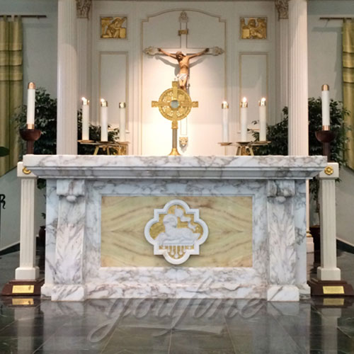 New Traditional/Custom Marble Altars for Church