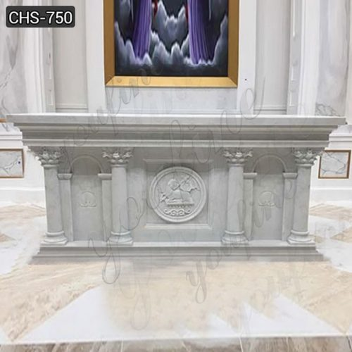 Factory Supply Customized Marble Altar Design for Church