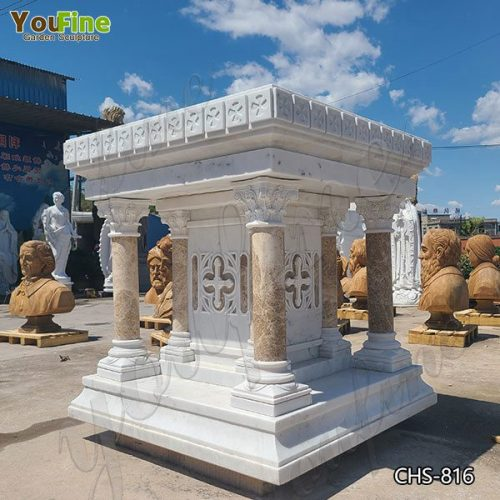 Factory Direct High Quality Marble Altar Design for Church
