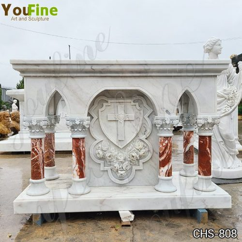 Large Luxurious Catholic Marble Church Altar From Factory Supply