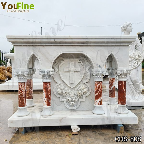 Large Luxurious Catholic Marble Church Altar From Factory Supply CHS-808
