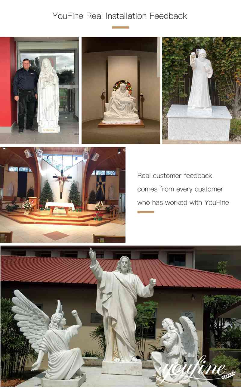 sacred heart of jesus statues for sale
