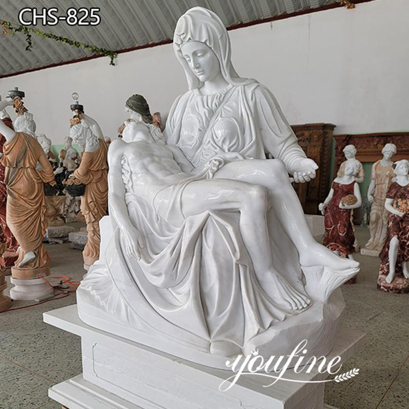 The PietaSculpture of Mary Holding Jesus Church Decor Factory Supply CHS-825
